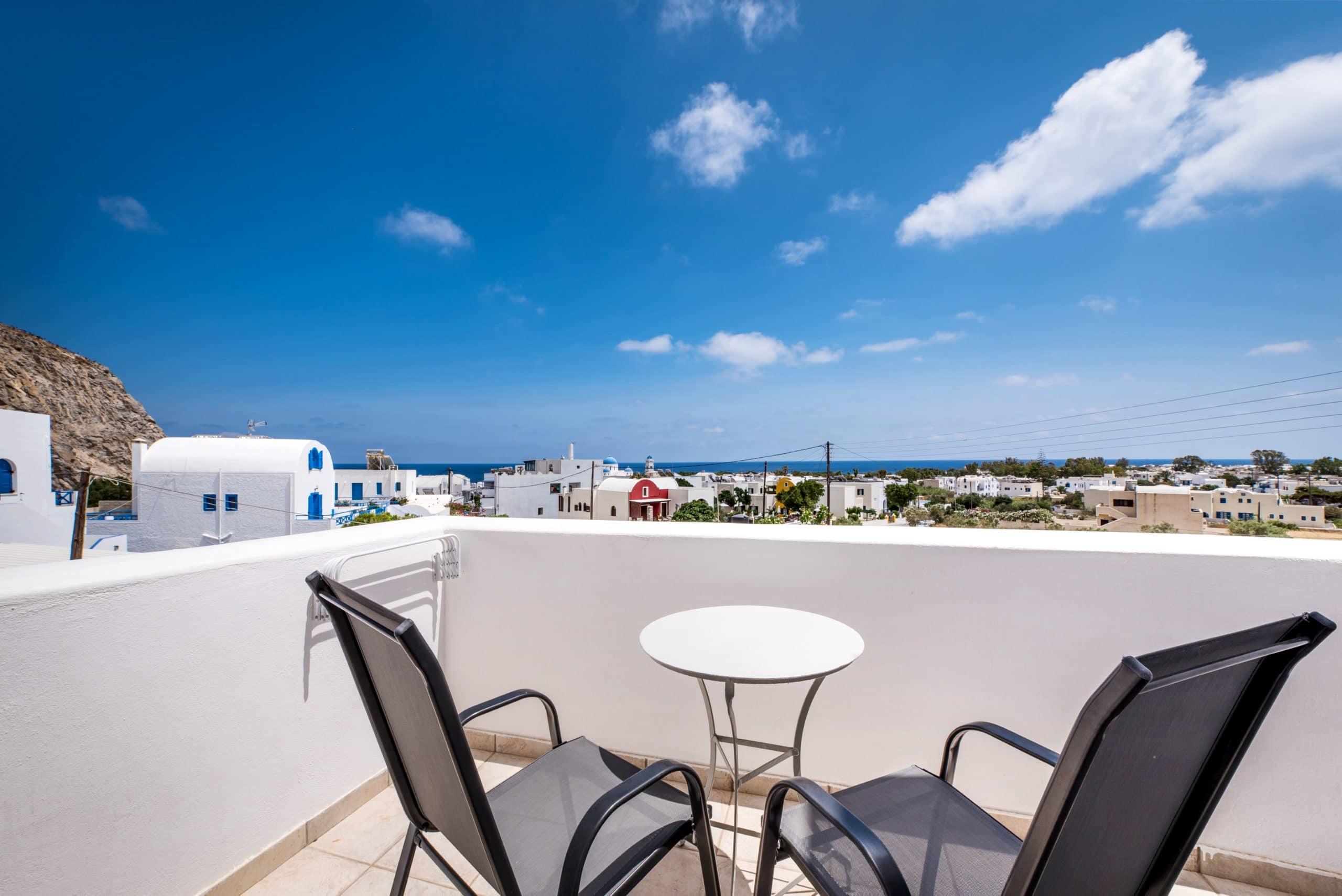 Hotel in Santorini